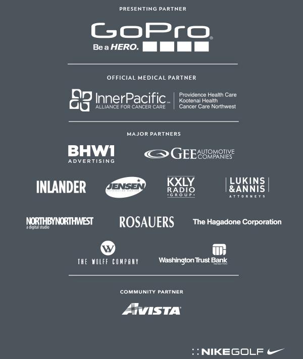 the Showcase 2015 Celebrity Golf Fundraiser Event - Coeur d'Alene, ID