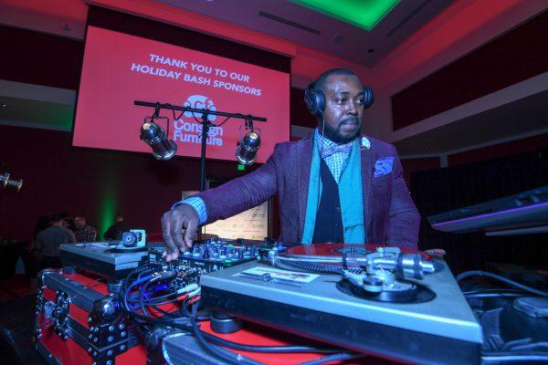 DJ Patrick Holiday Bash 2016