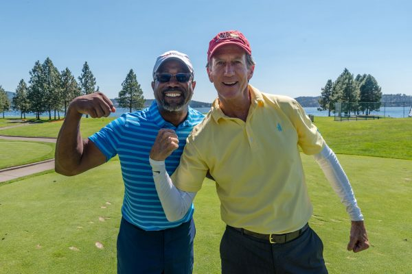 the Showcase 2017 Celebrity Golf Fundraiser Event - Coeur d'Alene, ID
