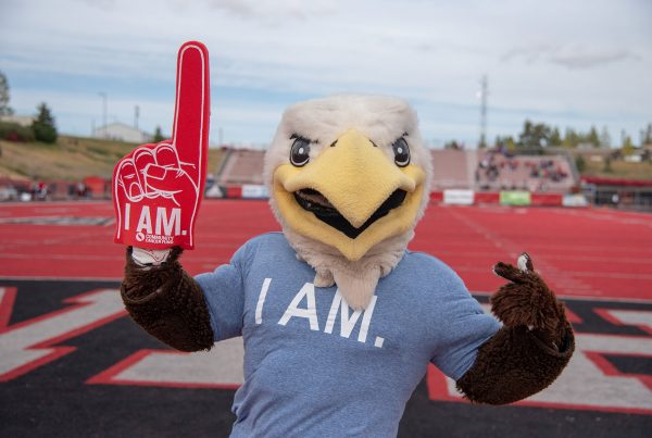 Eags Believe Day EWU