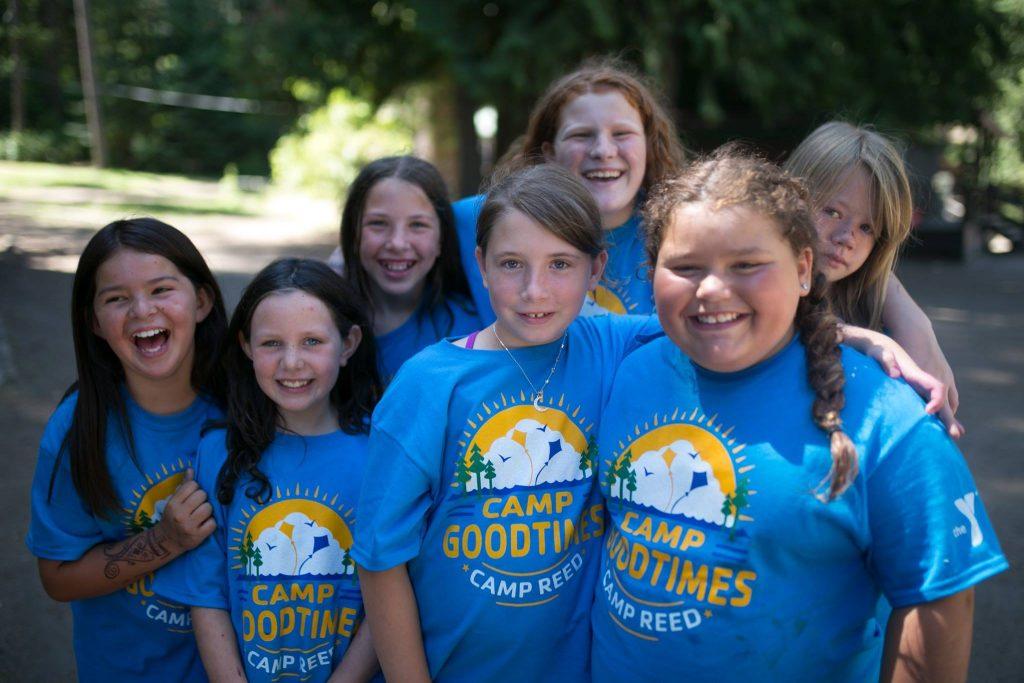 Camp Goodtimes at YMCA Camp Reed
