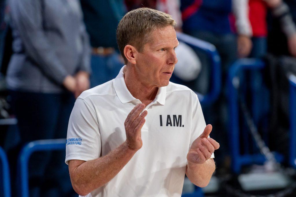 Gonzaga Basketball Coach Mark Few I AM
