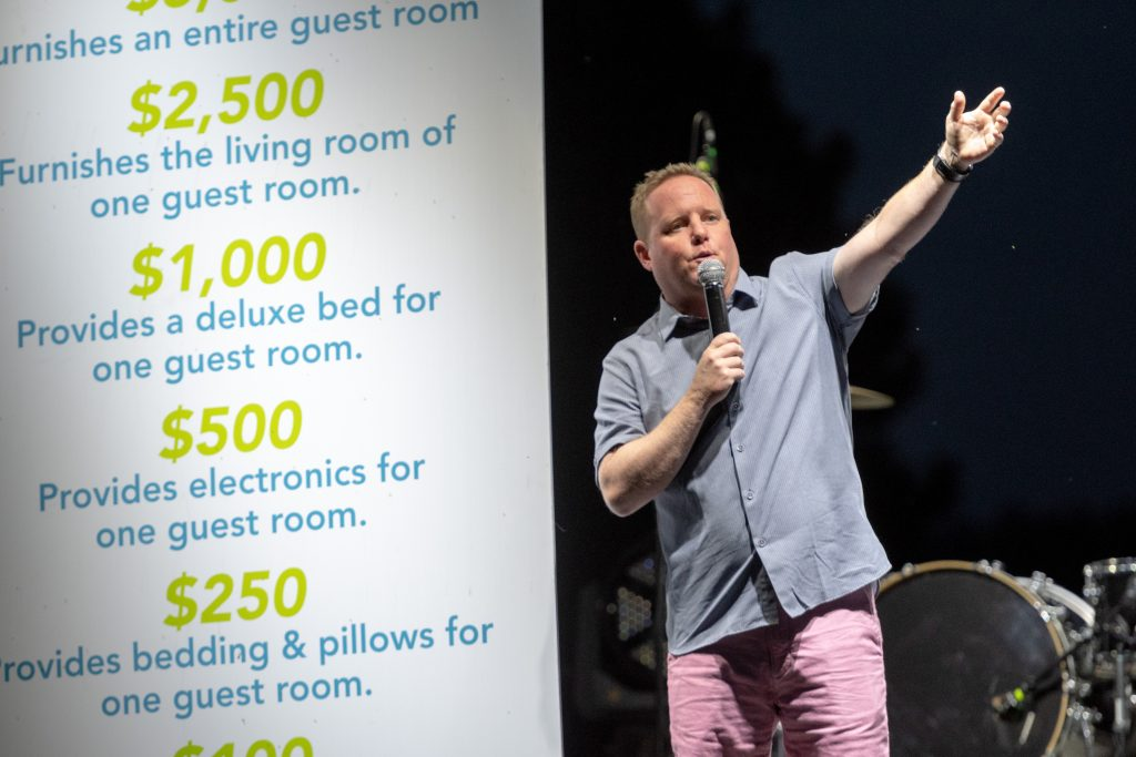Ryan Gee - Community Cancer Fund