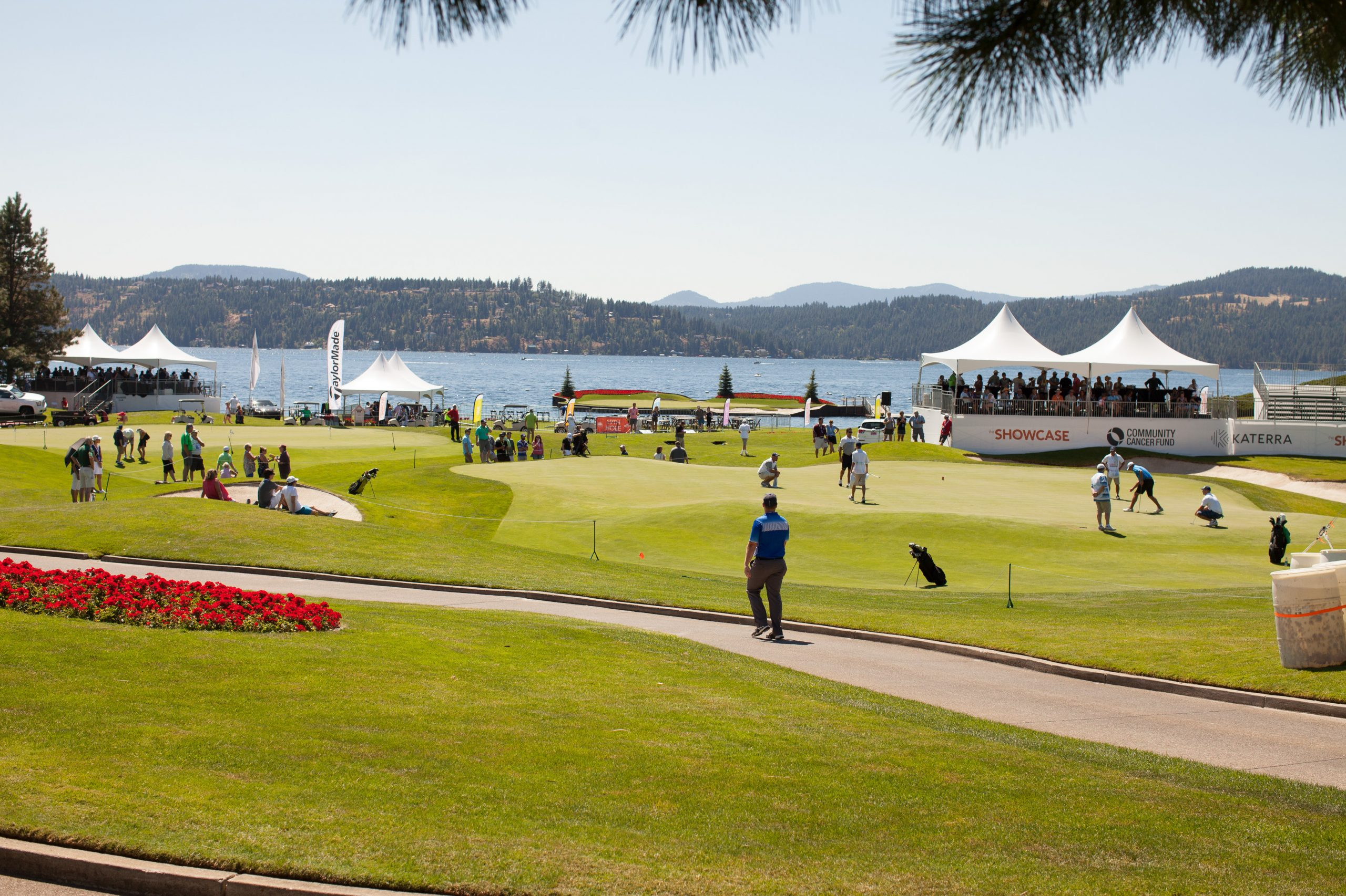 The Showcase Tournament to Continue through 2020 at The Coeur d'Alene Resort Golf Course