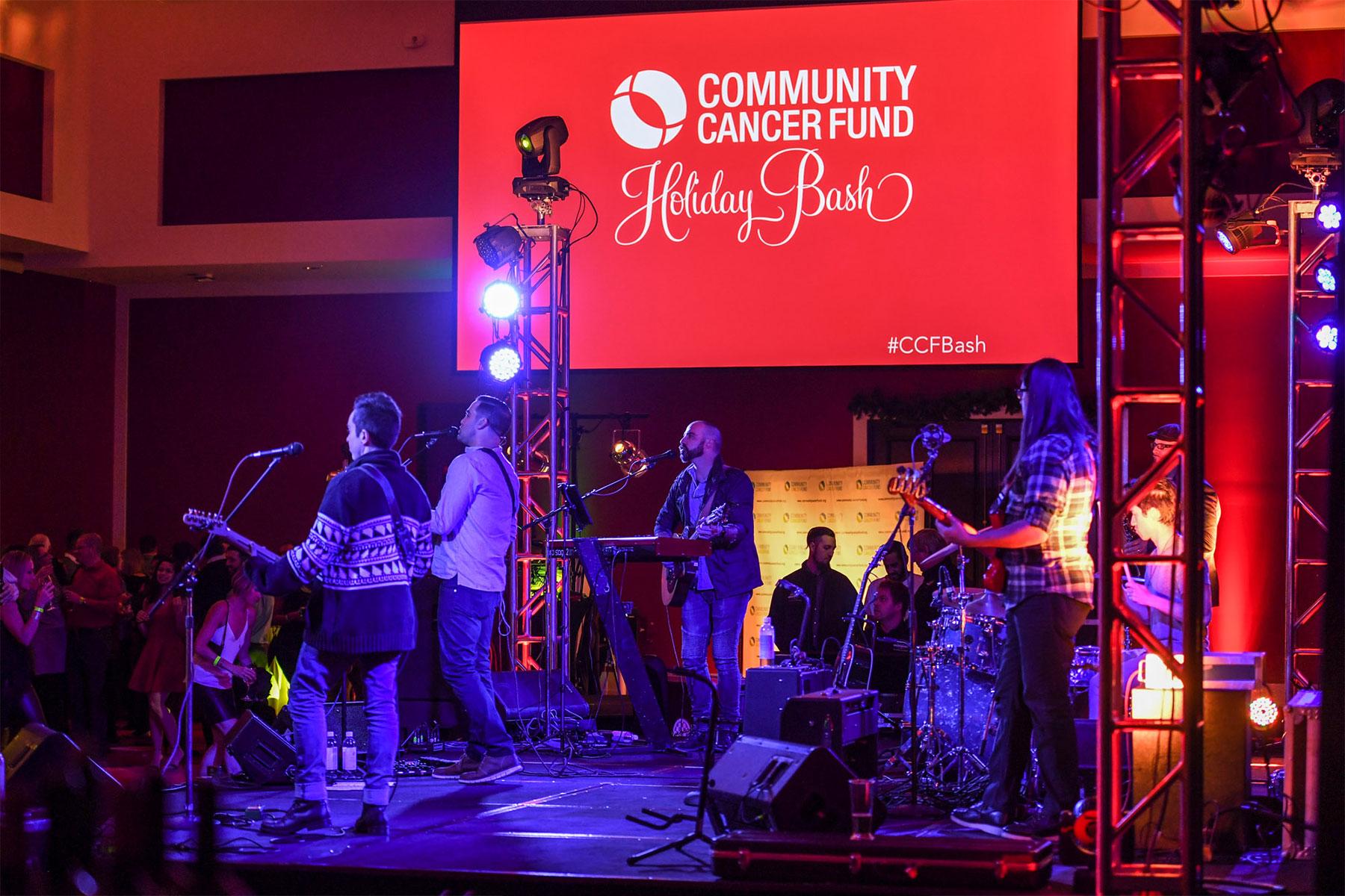 Community Cancer Fund Holiday Bash 2016
