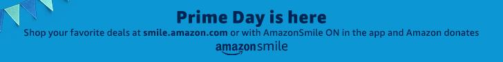 Amazon Smile Prime Day 2020