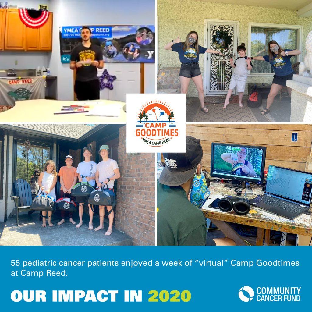 2020 Impact Camp Goodtimes