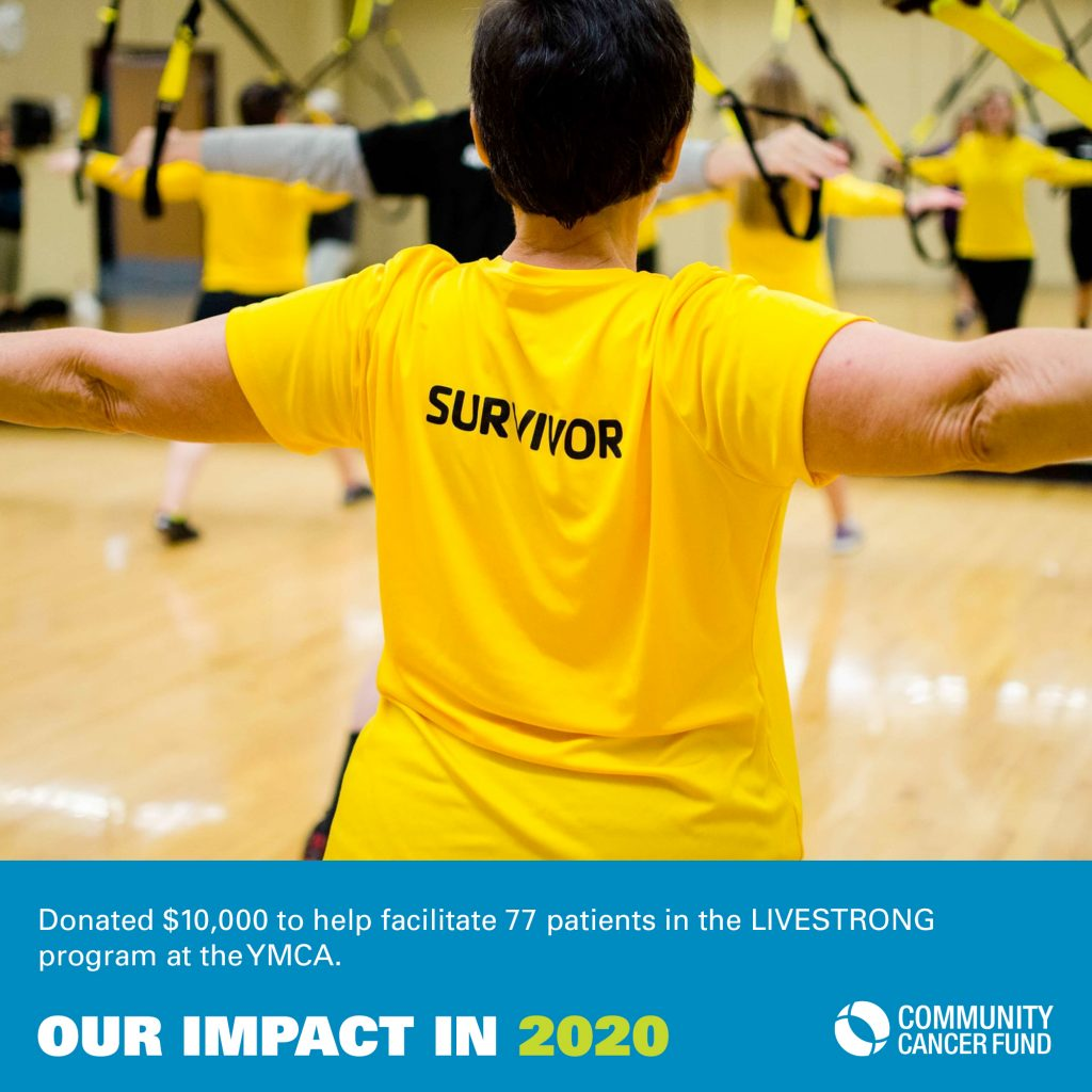 2020 Impact Livestrong YMCA