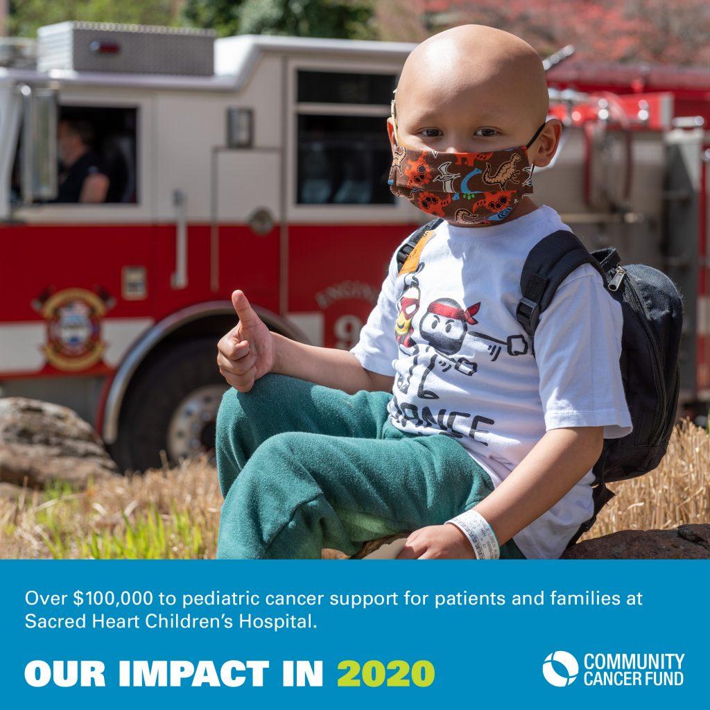 2020 Impact Sacred Heart Children's Cancer