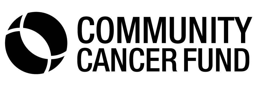 Community Cancer Fund Black Logo